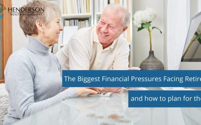 The Biggest Financial Pressures Facing Retirees (and How to Plan for Them)